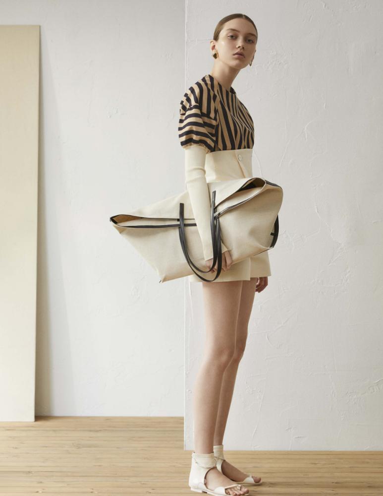 SOFIA STEINBERG  for Jil Sander Lookbook