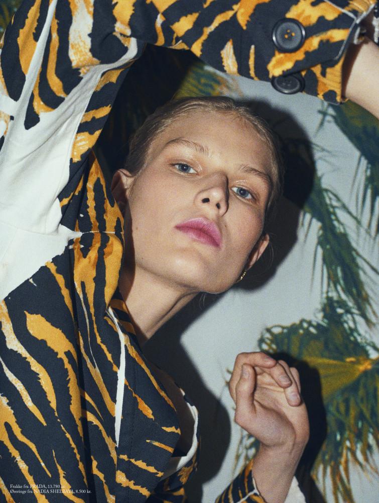 ADELA STENBERG for Eurowoman by Tomas Bie