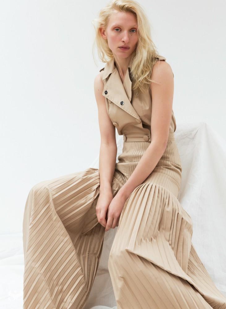 MAGGIE MAURER for Russh Magazine by Amie Milne