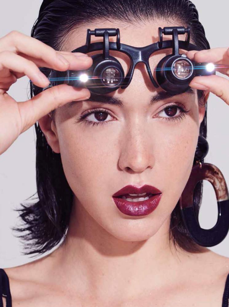 VIOLETA DE AGUA for Vogue China by Fernando Gómez