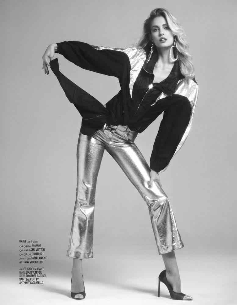 NADJA BENDER for Vogue Arabia by Zoey Grossman