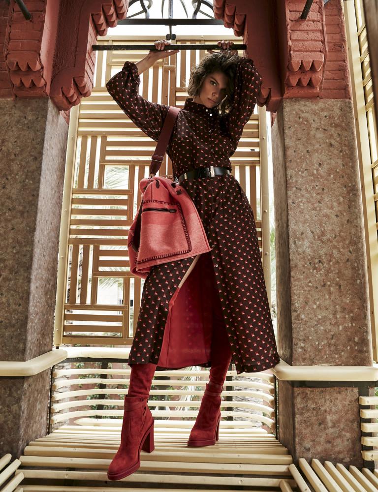 MARTA ORTIZ for Elle Spain by Rafa Gallar