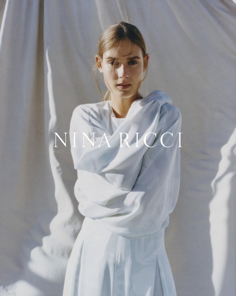 VERA VAN ERP for Nina Ricci SS19