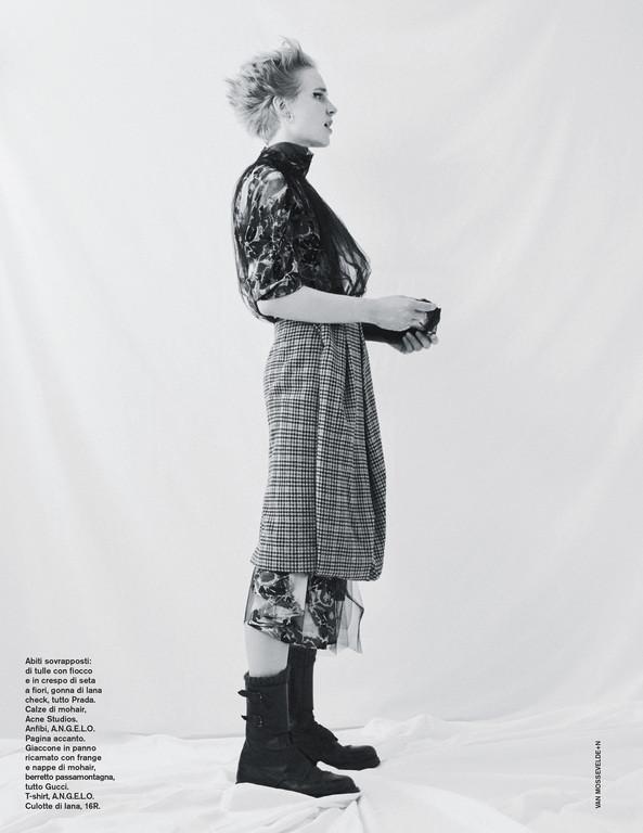 STEFFI COOK for Dmagazine by Van Mossevelde