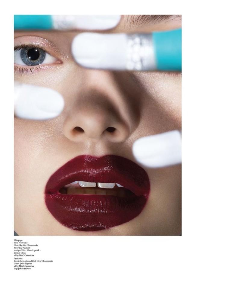 NIMUE SMIT for Wylde Magazine by Rui Faria