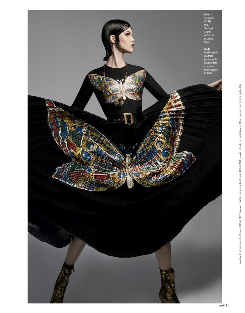 MARIA PARR for Arte de Vivir by Hervas & Archer