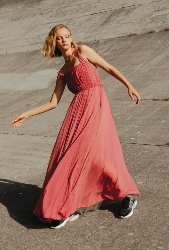 BARBARA S for Fashion&Arts by Carlos Moreno