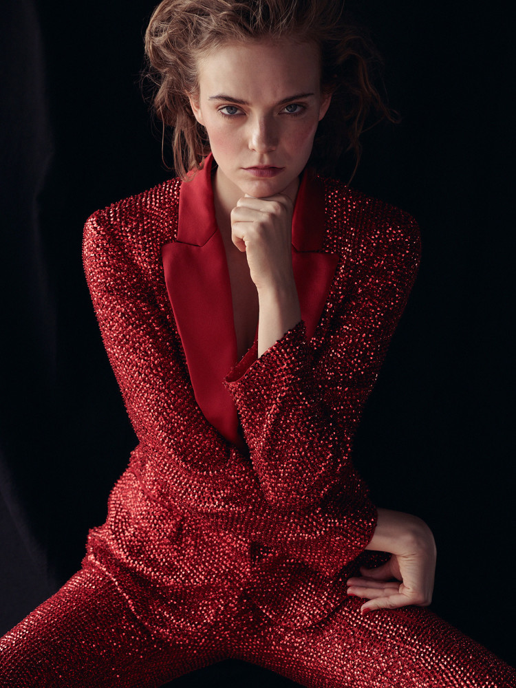 NIMUE SMIT for Icon Magazine by Kristian Schuller