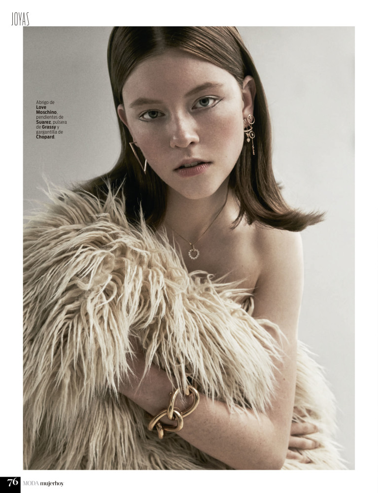 CARSON for Mujer de Hoy - Fashion issue