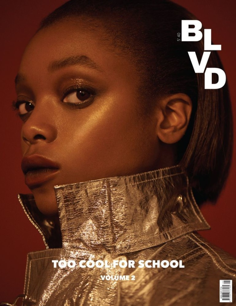OLIVIA ANAKWE for BLVD by Mary Fix