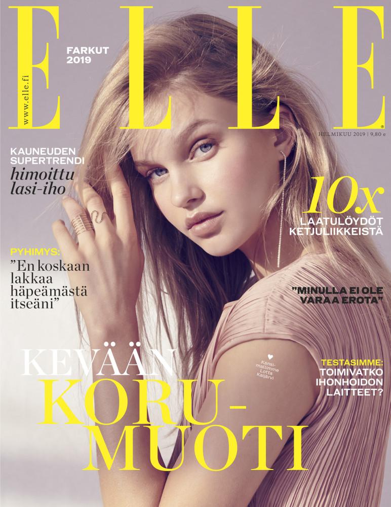 LOTTA for Elle Finland by Fernando Gomez