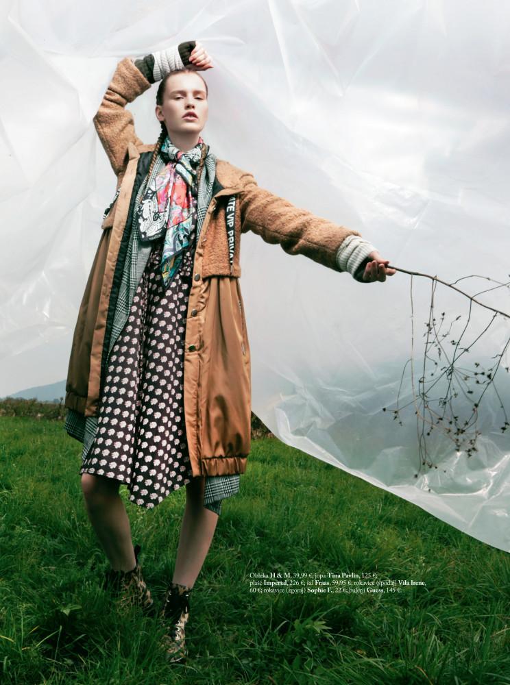 KLARA P for Elle Slovenja by Zupanov