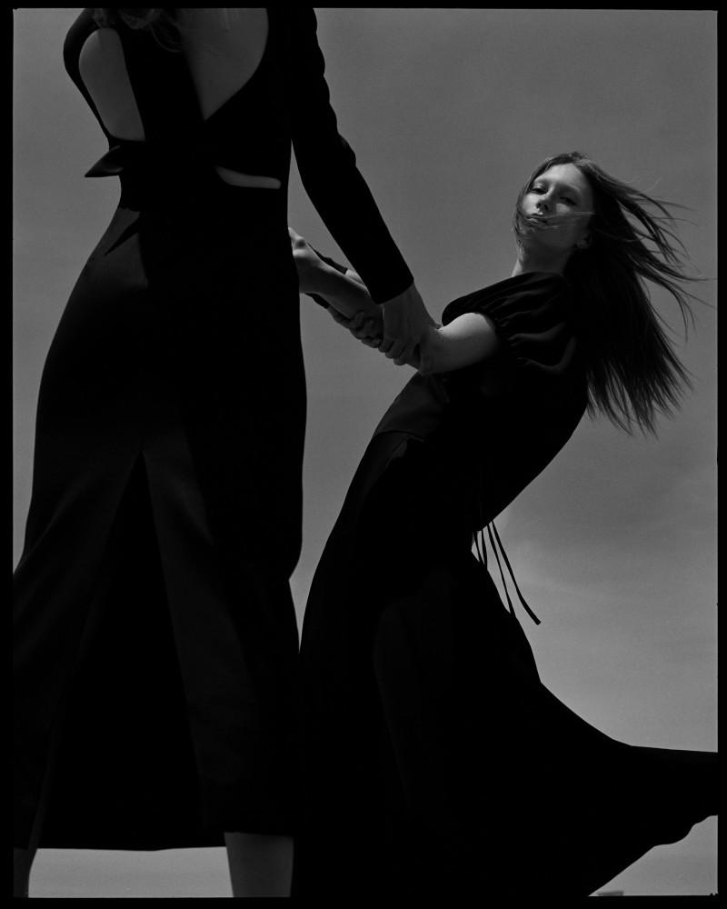 JESSICA LUOSTERINEN for Vogue Australia by Jake Terrey