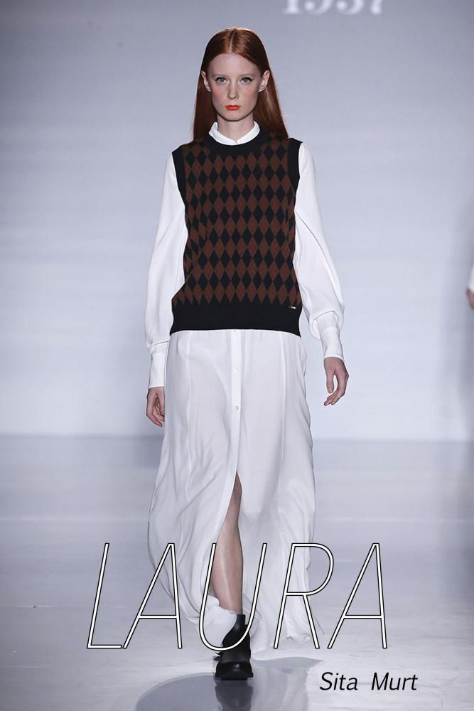 LINE UP GIRLS in 080 Fashion week FW19
