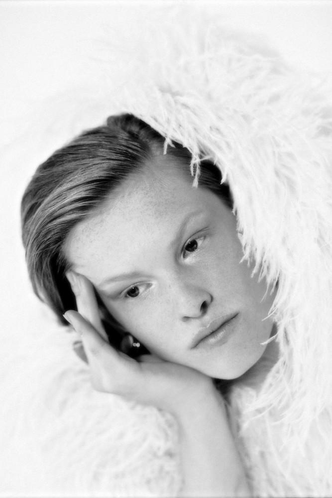 TYVANNI & LEANNE for Vogue NL by Amanda Elise K