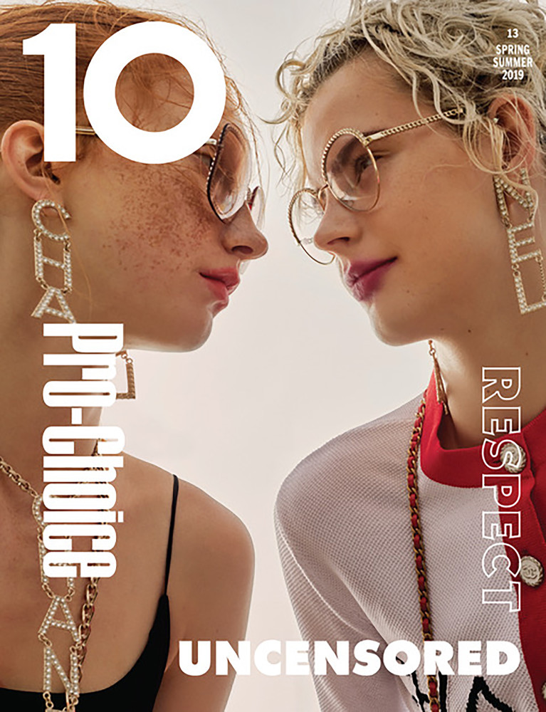 JESSICA LUOSTARINEN for 10 magazine Australia by Bartolomeo Celestino