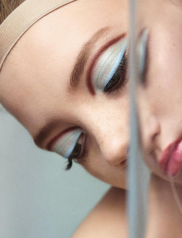 ARISHA for Dior magazine by Julia Noni
