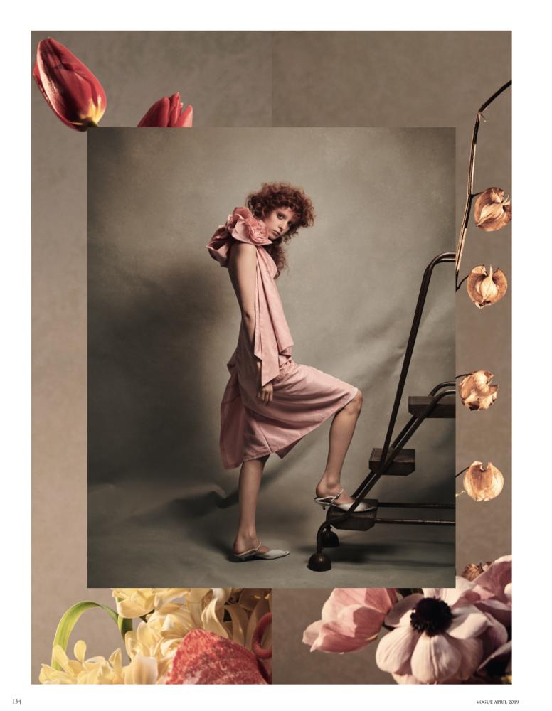 LAURA ROTH for Vogue Germany by Stas Komarovski