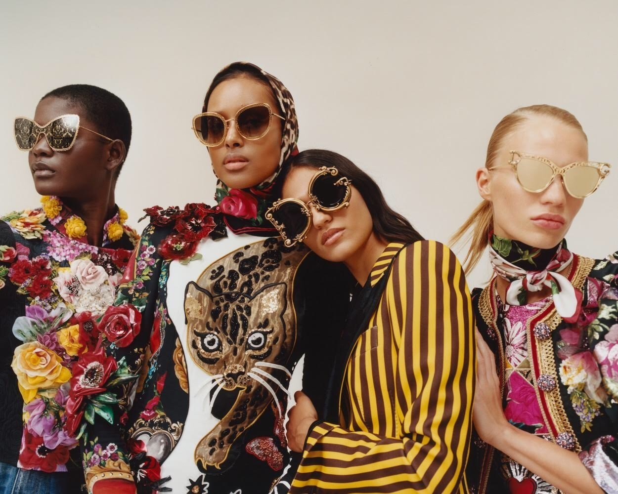 KARINA KOZIONOVA for Vogue UK by Benjamin Vnuk