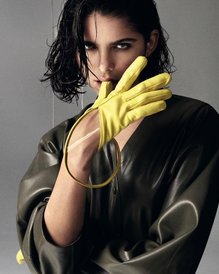 SHAUGHNESSY BROWN for The latest magazine by Les Mijotes