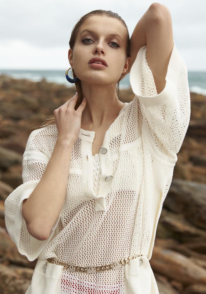 FRANZI STEGEMANN for Harper´s Bazaar Australia by Sylve Colless