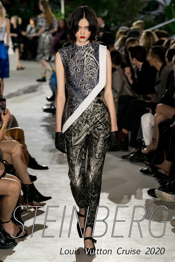 LINE UP girls in Resort 2020 Fashion week