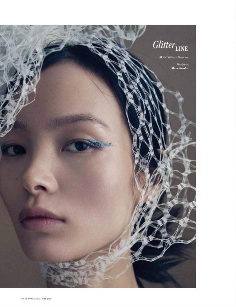 LING LIU for Vogue Hong Kong by Xiaowei Xu