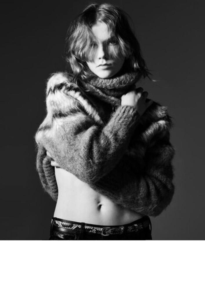 MARLAND BACKUS for Celine campaign 2019