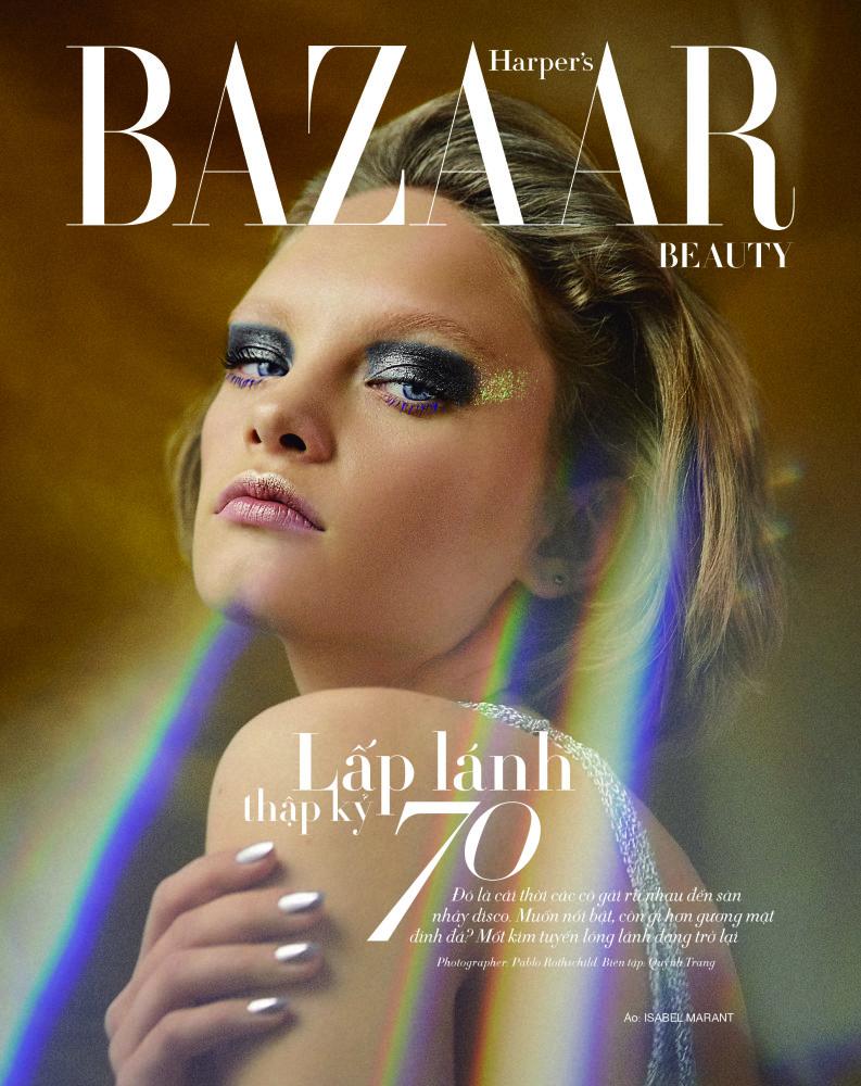 BARBARA S for Harper´s Bazaar Vietnam by Pablo Rothschild