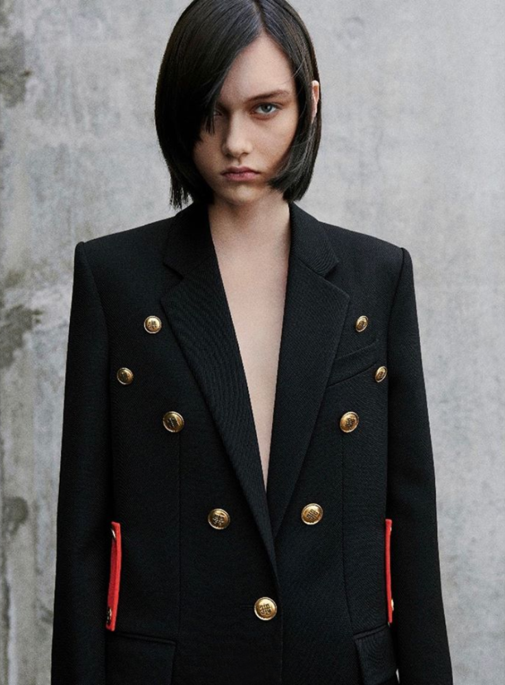 STEINBERG for Givenchy resort 2020