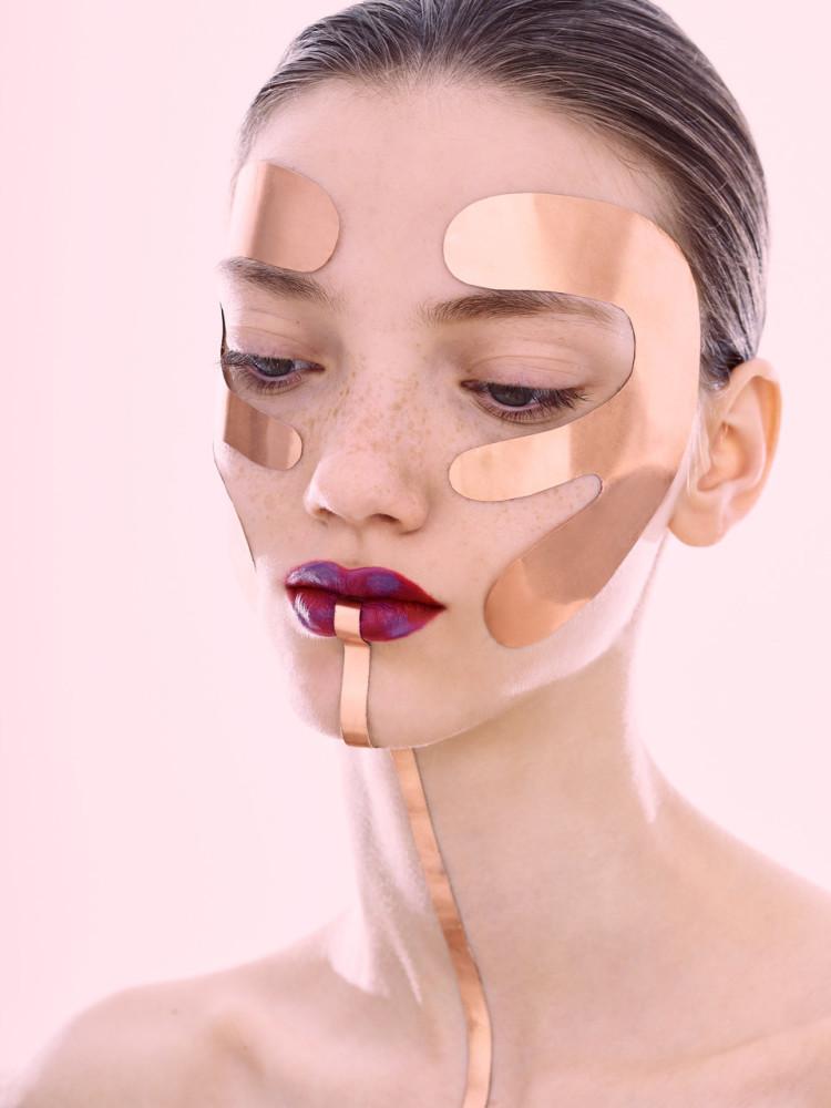 ARISHA for Vogue Ukraine by Fernando Gomez