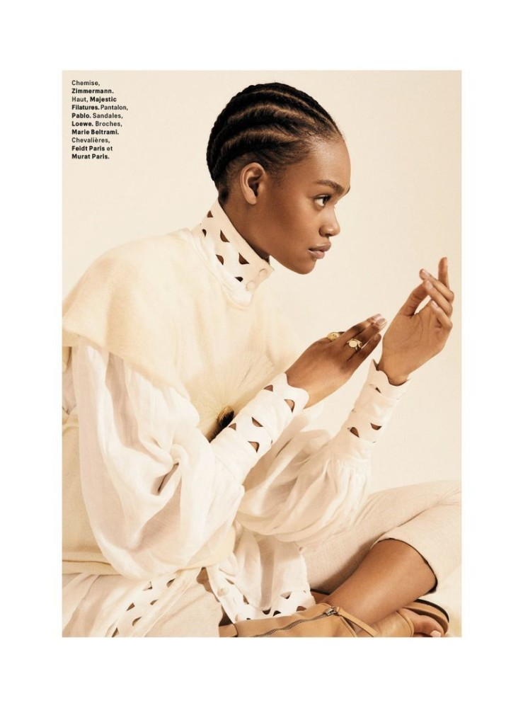 SYMONE for Grazia France by Jette Stolte