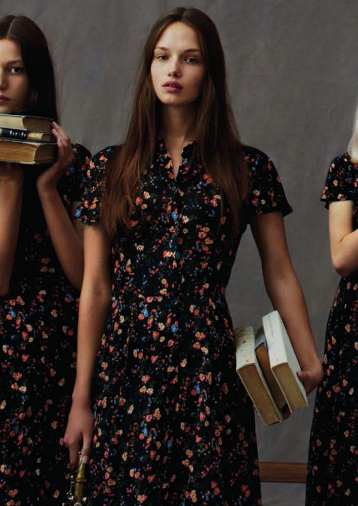OLGA NOWOTARSKA for Vogue Spain by Txema Yeste