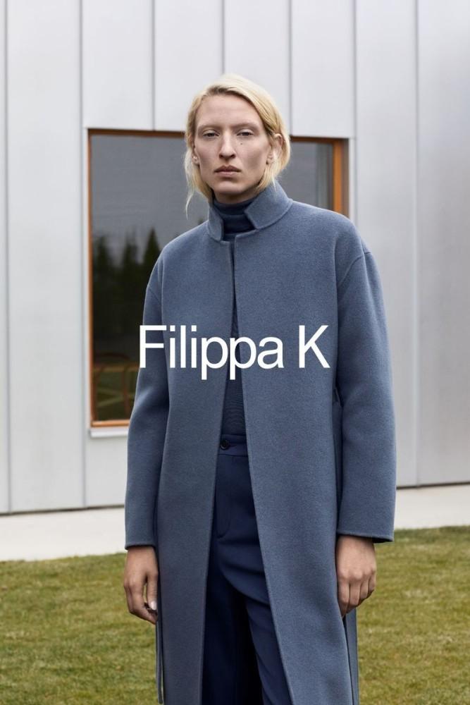 MAGGIE MAURER for Filippa K campaign
