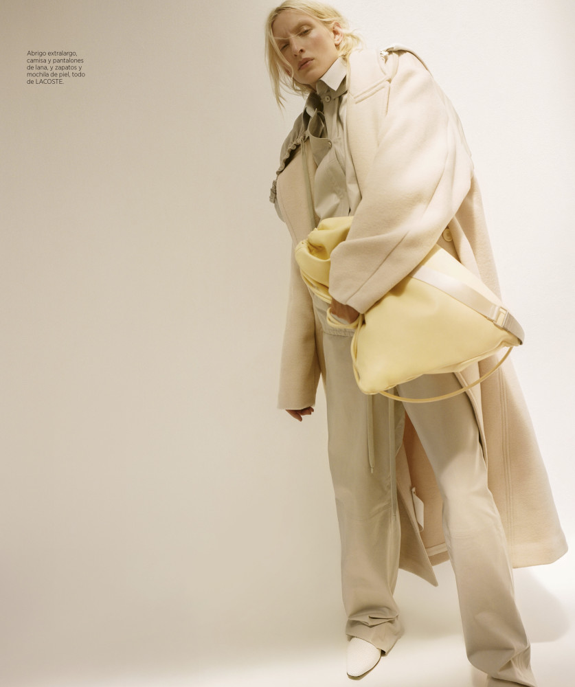 MAGGIE MAURER for Harper´s Bazaar Spain by Agata Pospieszynska