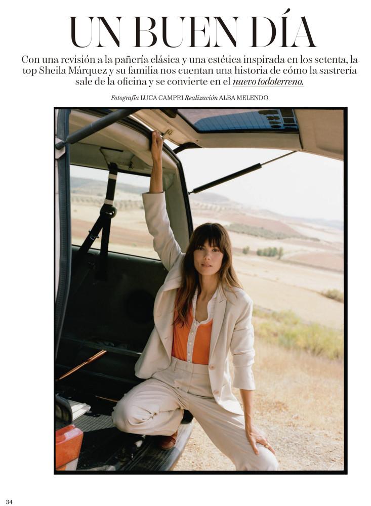 SHEILA MARQUEZ for Vogue Business by Luca Campri