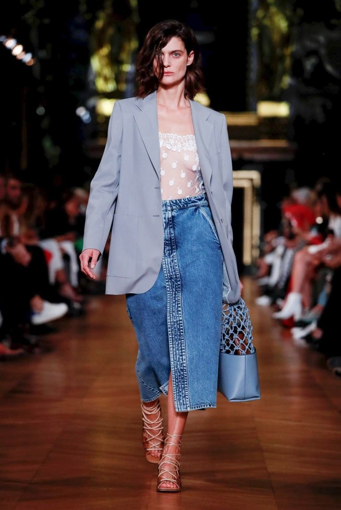 MARINA PEREZ for Stella McCartney show SS20