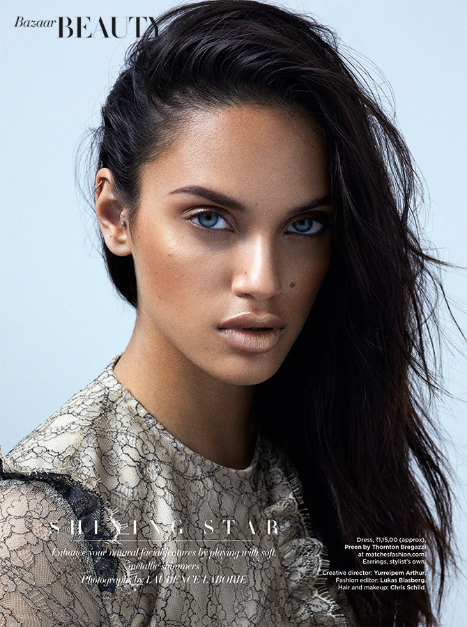DALIANAH for Harper´s Bazaar India by Laurence Leboire