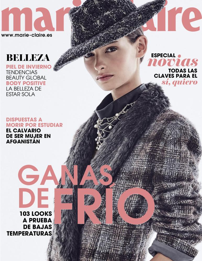 ANA GAVIÑO, POLINA & GALBI for Marie Claire Spain by Eduardo Miera