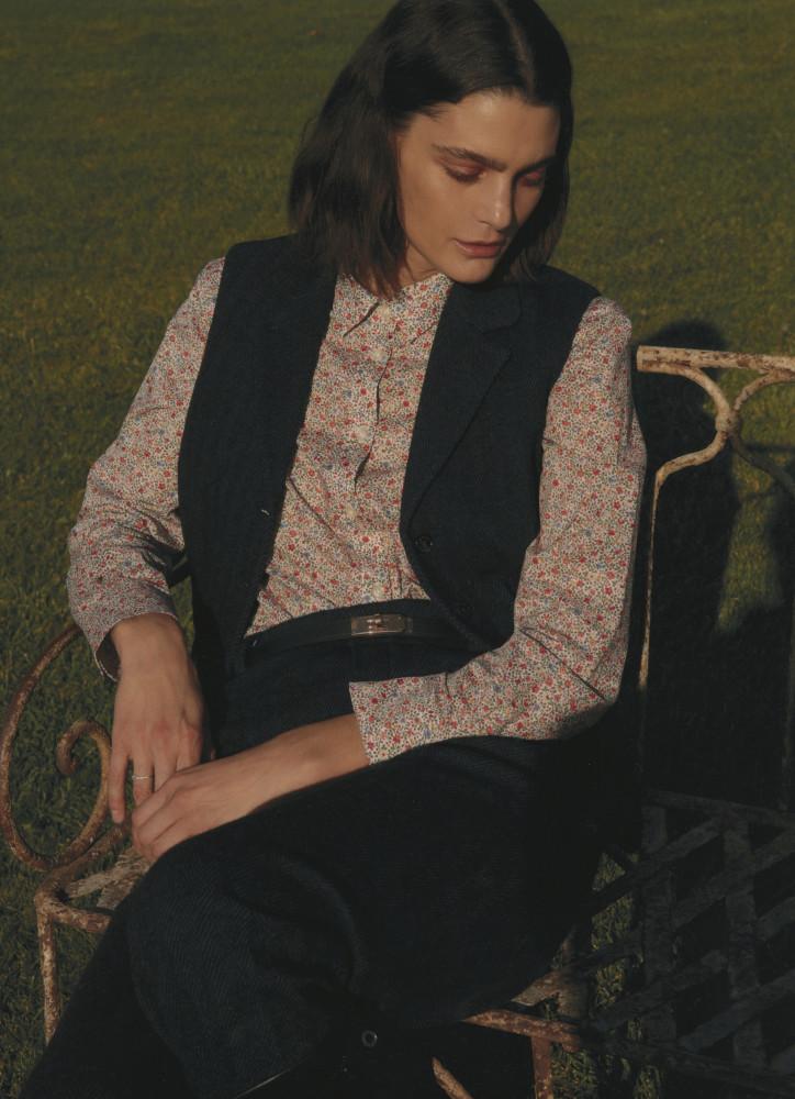 MARINA PEREZ for Vogue Spain by Pepe Lóbez