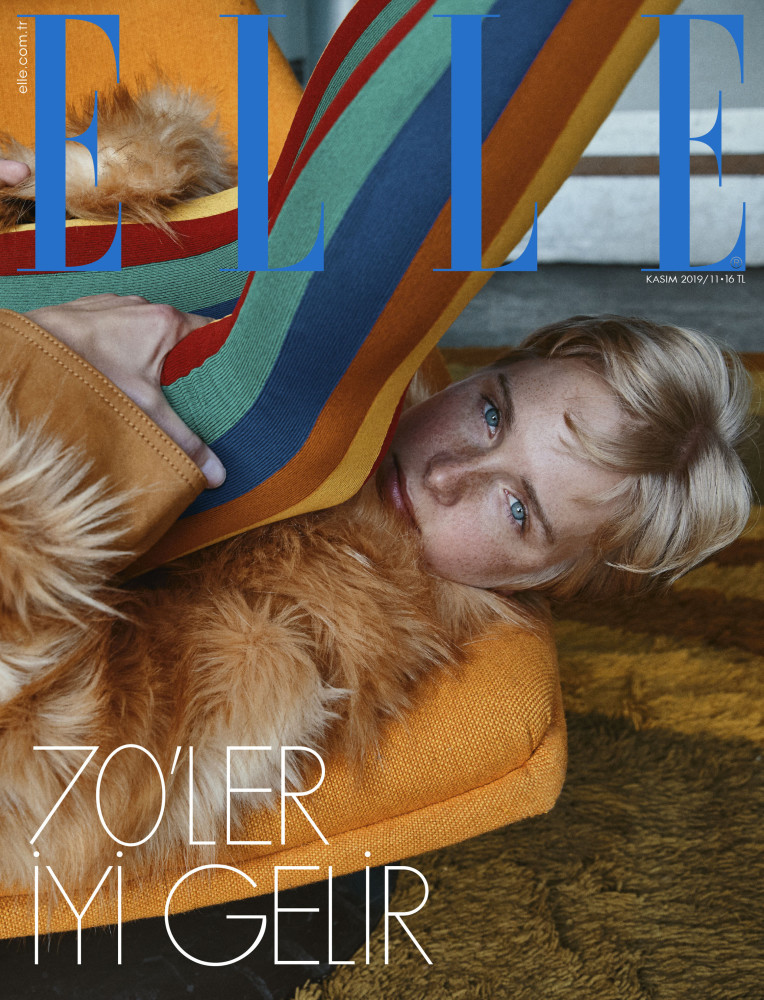 STEFFI COOK for Elle Turkey by Sigurd Grünberger
