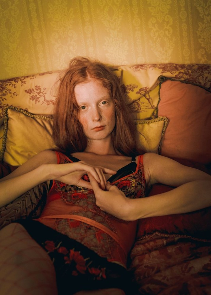 LAURA ROTH for Wiener Magazine by Noemi Ottilia Szabo