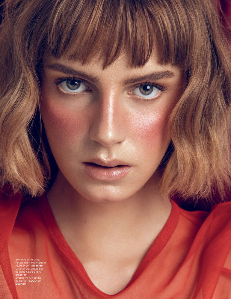 MARGOTT for Marie Claire Serbia by Julio Barcena