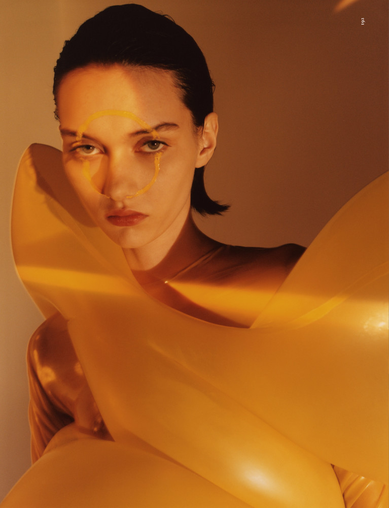 STEINBERG for Dazed and confused by Lea Colombo