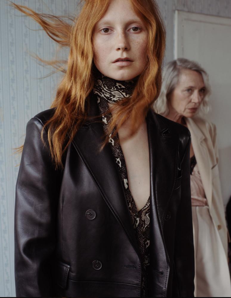 JESSICA LUOSTARINEN for Vogue Portugal by Antonio Ysursa