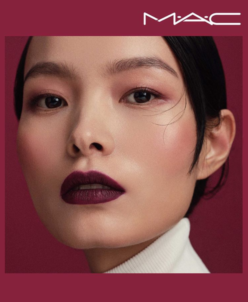 LING LIU for M.A.C. cosmetics