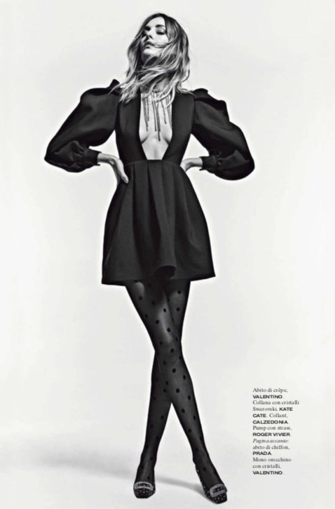 NADJA BENDER for Vanity Fair Italy by Giulio Rustichelli