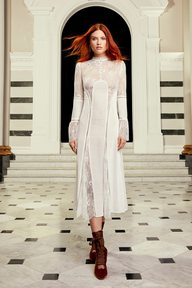 STEINUNN for Temperley London Precollection FW20