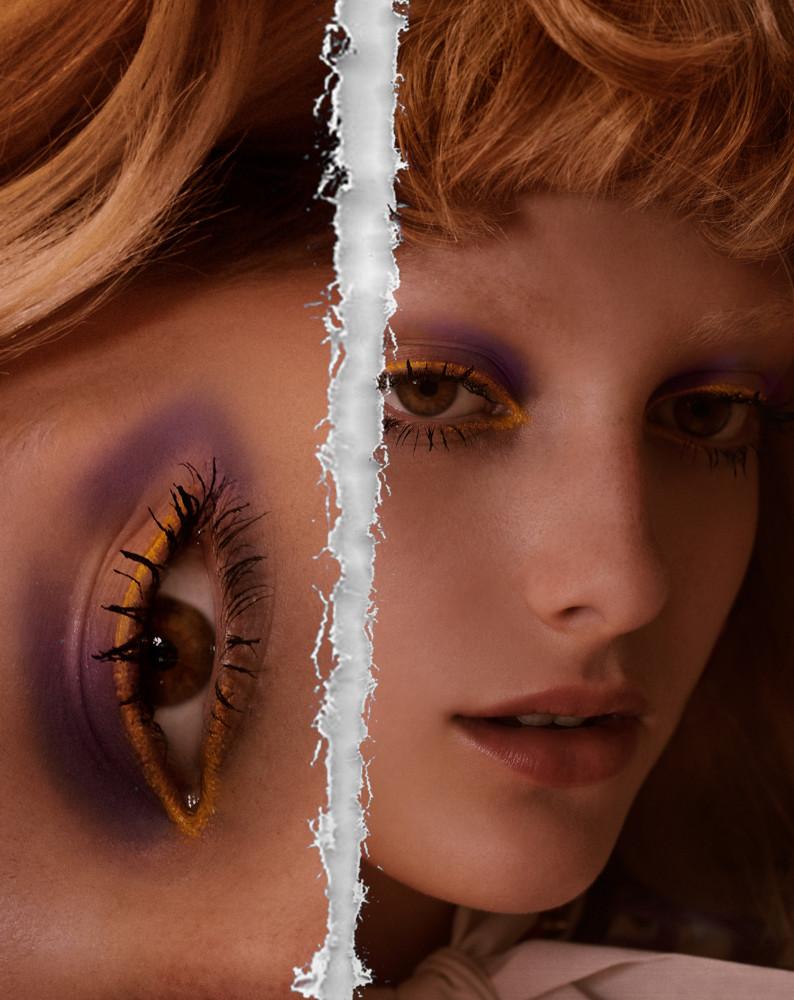 SONYA MALCTEVA for Schon Magazine by Fernando Gomez
