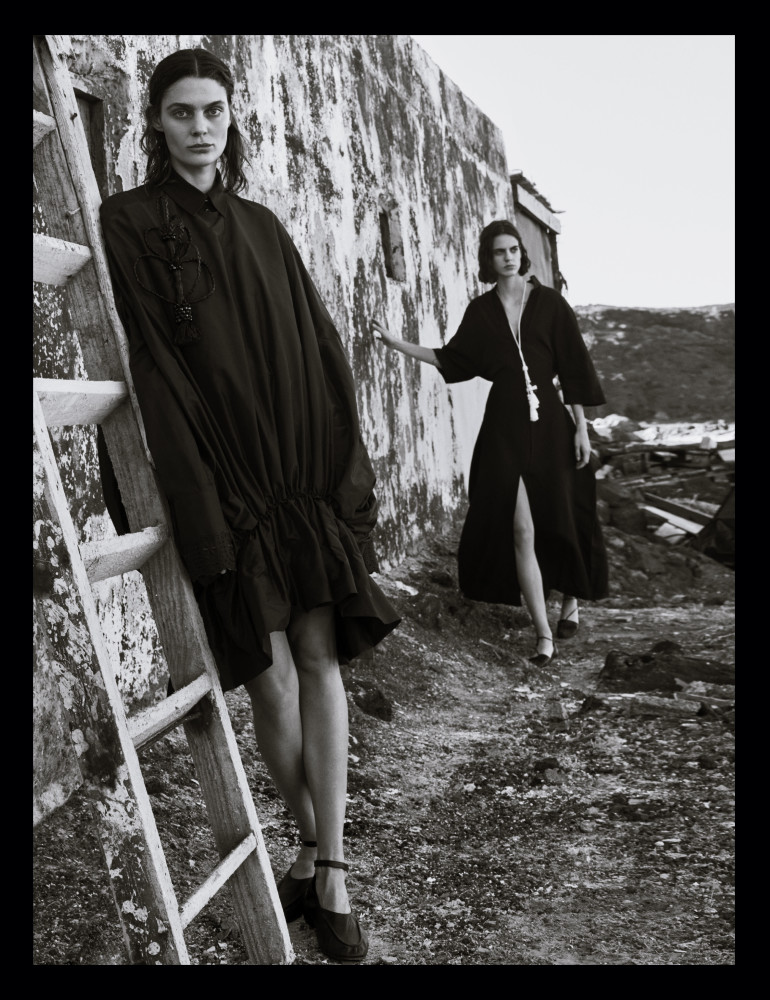 MARINA PEREZ for Vogue Spain by Txema Yeste